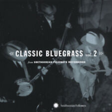 Vol. 2-Classic Bluegrass - Classic Bluegrass (2005, CD NEUF)