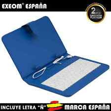 "FUNDA CON TECLADO TABLET WOXTER PC85 PC 85 8"" FUNDA TECLADO"