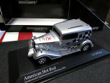 1/43 American Hot Rod Spielwaren-Messe-Modell Nürnberg 2004 MINICHAMPS MINT+RAR!
