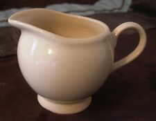 ELEGANT SMART PLAIN CREAM WARE CREAM / MILK JUG DELICATE SHAPE GOOD POUR DAINTY