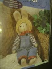 Clothes Pattern For Block Body Boy Bunny, Family Circle Crafts Pattern Pack
