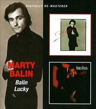 Balin/Lucky by Marty Balin (CD, Feb-2013, Beat Goes On)