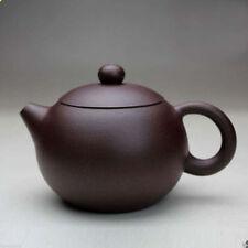 Chinese Yixing xishi tea pot zisha purple clay teapot