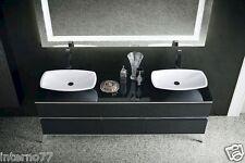 JACANA JA36 – Mobile luxury arredo bagno L.196 cm personalizzabile COMPAB