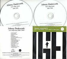 JOHNNY DANKWORTH Let's Slip Away 2009 UK 39-track promo test 2CD Emidisc
