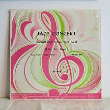 GRINNELL HIGH SCHOOL BAND Jazz Concert PRIVATE US LP '73 FUNK I Want To Testify