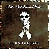 IAN McCULLOCH 'HOLY GHOSTS' EXCELLENT 2xCD SET, GATEFOLD DIGIPAK, FREE 1ST POST