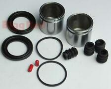 FRONT Brake Caliper Seal & Piston Repair Kit (axle set) for HONDA CR-V (BRKP111)