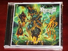 Nucleus: Sentient CD 2016 Dark Descent / Unspeakable Axe Records UAR026 NEW