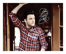 SHANE FILAN - WESTLIFE SIGNED AUTOGRAPHED A4 PP PHOTO POSTER