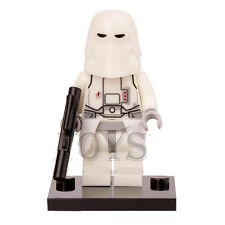 STAR WARS Rogue one SNOW TROOPER DIY Building Blocks Minifigures Kids Toys