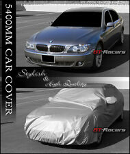 4 LAYER WATERPROOF ANTI UV SUN RAIN SNOW RESISTANT CAR COVER NEW 5400MM FOR BMW