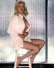 Jayne Mansfield 8x10 Classic Hollywood Photo. 8 x 10 Color Picture #6