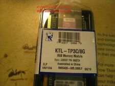 *new Kingston 8GB KTL-TP3C/8G(1x8GB) Lenovo Laptop DDR3-1600 **sealed***MORE**