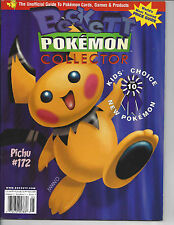 POKEMON BECKETT COLLECTOR MAGAZINE - VOLUME 2 - NUMBER 5 - MAY 2000 - ISS. 9