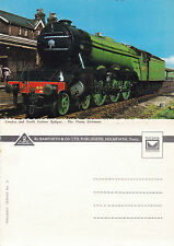 LNER THE FLYING SCOTSMAN UNUSED COLOUR POSTCARD