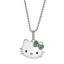 Kimora Lee Simmons Hello Kitty Necklace in Gold & 925 Sterling silver