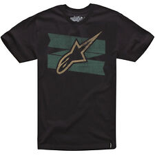 Alpinestars Ribbon Custom Tee (XXL) Black