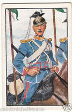 Uhlan Rider Royal Saxon Army 1870 Deutsche Heer Germany Uniform IMAGE CARD 30s