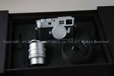 Leica M-Monochrom Ralph Gibson Limited Edition w/35mm f/1.4 Silver ASPH