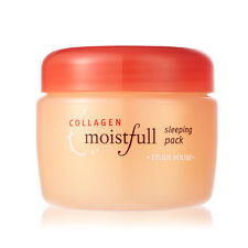 Etude House Moistfull Collagen Sleeping Pack Mask 100ml Firming Moisturizing