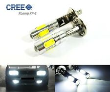 2x H1 448 CREE LED Light White 11W HeadLight Projector Bulb Daytime DRL Fog Main
