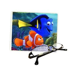 Nemo & Dory, Design, Glasses Lens, Phone Screen Cleaning Cloth