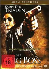 The Big Boss - Kampf der Triaden , neu und ovp , Shaw Brothers