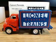 1952 GMC C.O.E. Lionel Trains 1:34 First Gear Eastwood