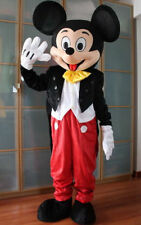 HALLOWEEN PARTY MICKEY MOUSE MASCOT COSTUME ADUL BIRTHDAY SHIP PRIORITY FROM CA