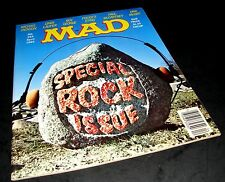 MAD Magazine 254 April 1985 SPECIAL ROCK ISSUE Michael Jackson VERY GOOD Sting 1