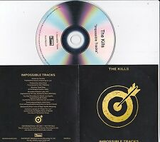 THE KILLS IMPOSSIBLE TRACKS RARE 1 TRACK PROMO CD
