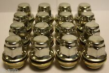 16 X M12 X 1.5 STANDARD REPLACEMENT ALLOY WHEEL NUTS FIT FORD SIERRA COSWORTH
