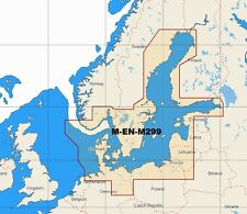 C-Map W85 NT MAX M-EN-M299 WIDE AREA BALTIC SEA & DENMARK CHART C-CARD
