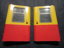 LEGO Eisenbahn alt 9V / 12V  2 X Tür 7740,7735