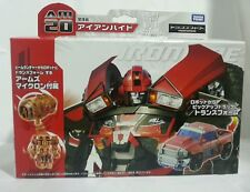 Transformers Prime Ironhide AM-20 Takara Tomy MISB G1
