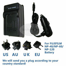 Battery Charger for HP Photosmart NP-60 NP60 R607 R727 R827 R927 Digital Camera