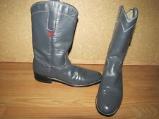 George Strait - Tony Lama Gray Boots - Women's 6B European 36  EUC