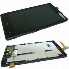 For Nokia Lumia 820 replacement LCD touch screen glass panel front - OEM