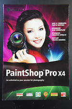 Corel Paintshop Pro X4- New Sealed