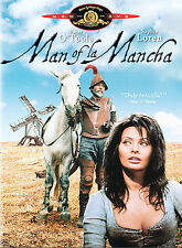 MAN OF LA MANCHA (DVD, 2004) - RARE DVD