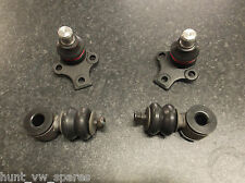 VW VOLKSWAGEN SEAT SKODA LOWER WISH BONES BALL JOINTS & ANTI ROLL BAR DROP LINKS