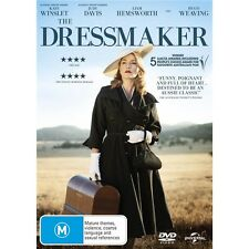 THE DRESSMAKER-Kate Winslet-Region 4-New AND Sealed