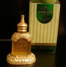 AMBER OUDH Unisex Arabian Perfume Oil 14ml by Rasasi Dubai Attar Free Shipping