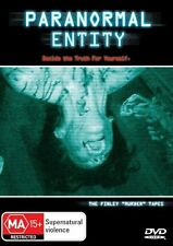 Paranormal Entity (DVD, 2010)