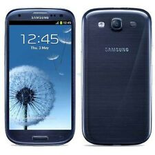 NEW IN BOX SAMSUNG GALAXY S III S3 SGH- i747 PEBBLE BLUE 16GB UNLOCKED PHONE