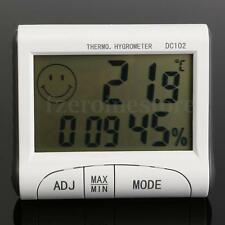 Mini Digital LCD Thermometer Hygrometer Humidity Meter Room Indoor Temperature