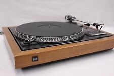 Vintage DUAL CS 505-2 belt drive auto stop Turntable with fresh Ortofon stylus