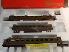 Rivarossi HO 5302 Italian Railways ETR200 O/H Electric 3 car unit #ETR209 rare