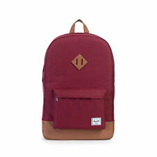 HERSCHEL SUPPLY CO. BRAND HERITAGE BACKPACK COLOR WINDSOR WINE